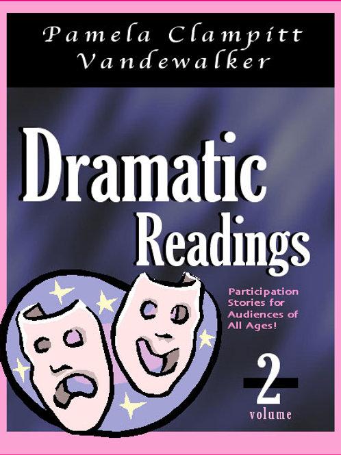 Dramatic Readings Vol 2