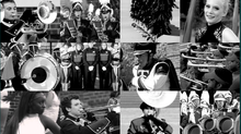 The Fulton County Marching Band Exhibition