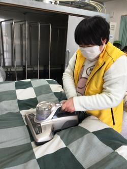 布団乾燥 (2)