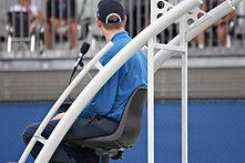 Tennis Chair Umpire