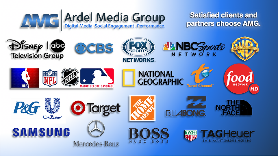 Ardel Media Group satisfied Clients