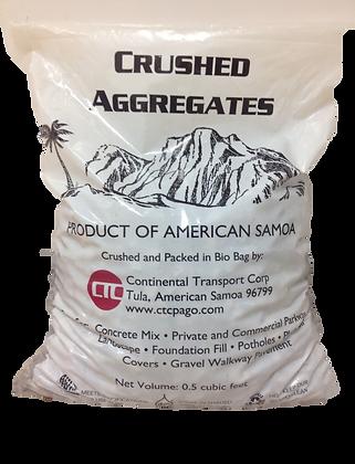 Crushed Aggregates Bags