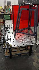 Sklapovací stolek