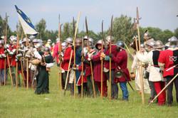 Tatton Park battle