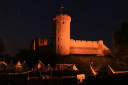 Night at Warwick