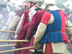 Tewkesbury battle