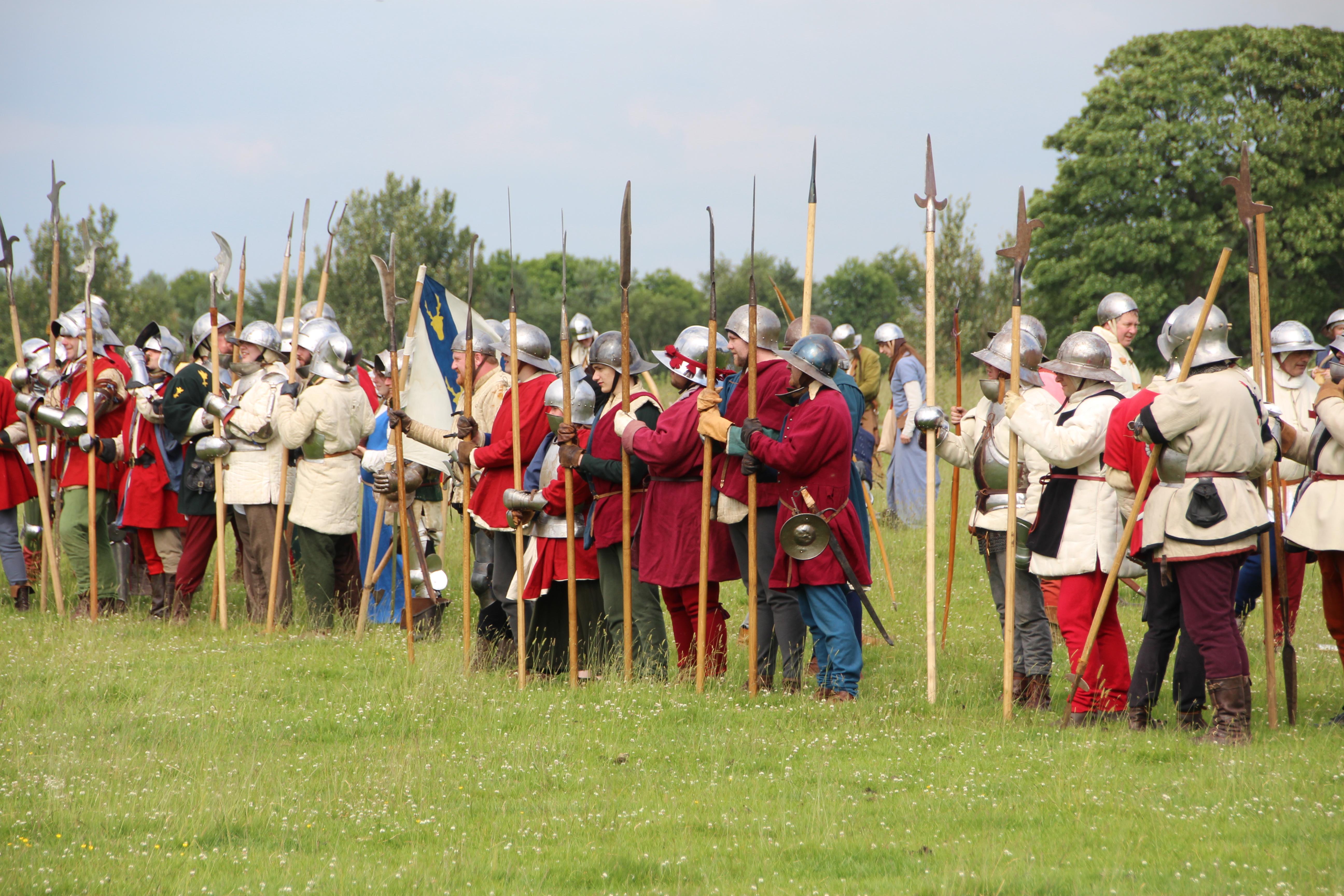 Battle at Tatton