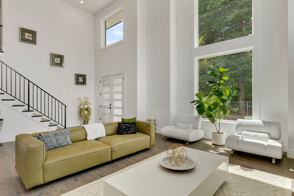 Living Room / Entry Furnished