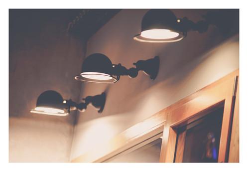 installation luminaires