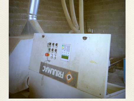 Machine a bois industrielle