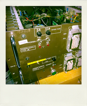mixing console power supply