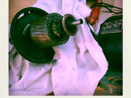 Restauration moteur AC