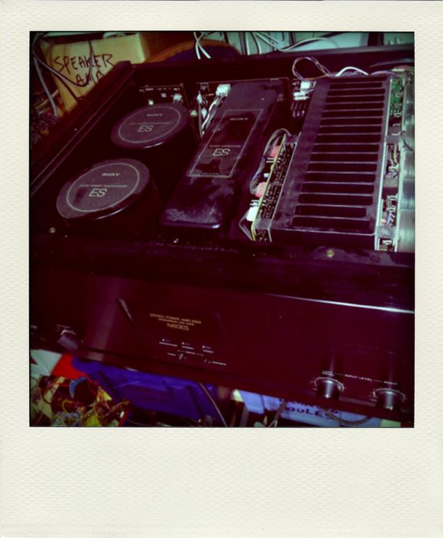 ampli sony