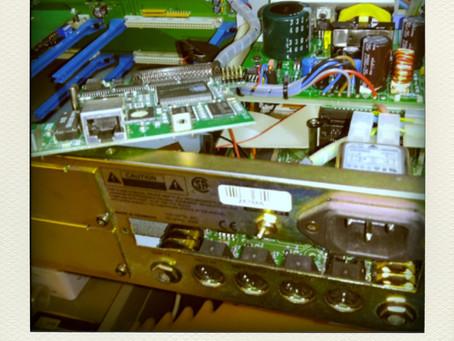 REVERB TC6000, problème de liaison contrôleur/centrale..