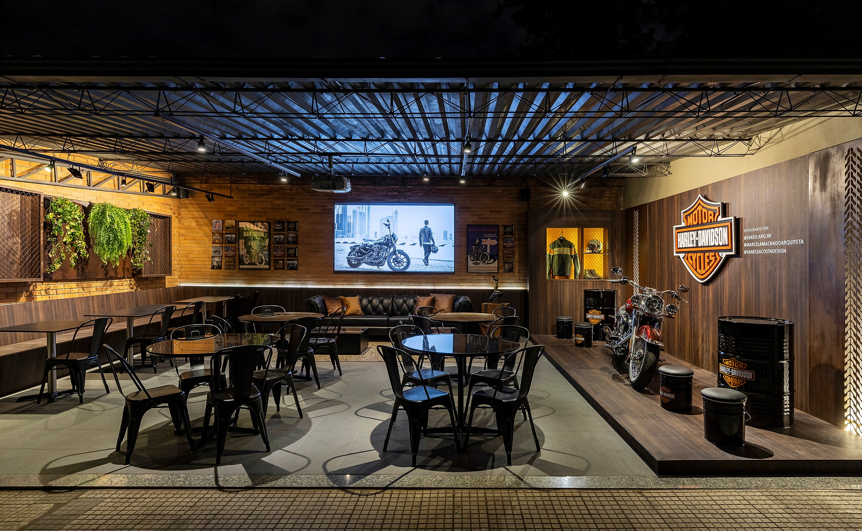 Restaurante Harley-Davidson - Morar Mais BH 2019