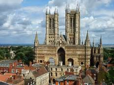 Lincoln Cathedral 800 year anniversay