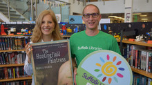 Suffolk Libraries launches the first ever celebration of the county's library service