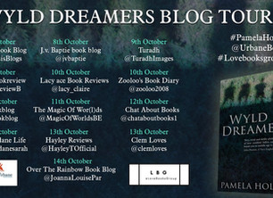 We're going on a blog tour