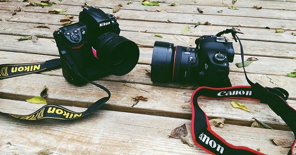 Camara Reflex, Sony, Nikon, Canon