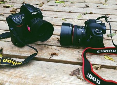 ¿Nikon, Sony o Canon? ¿qué opción es mejor?