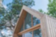 Maison sur mesure écologique et jardin naturel