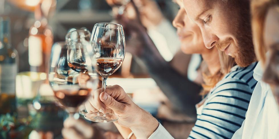 Degustación de Vinos Blends Gala Collection de Luigi Bosca