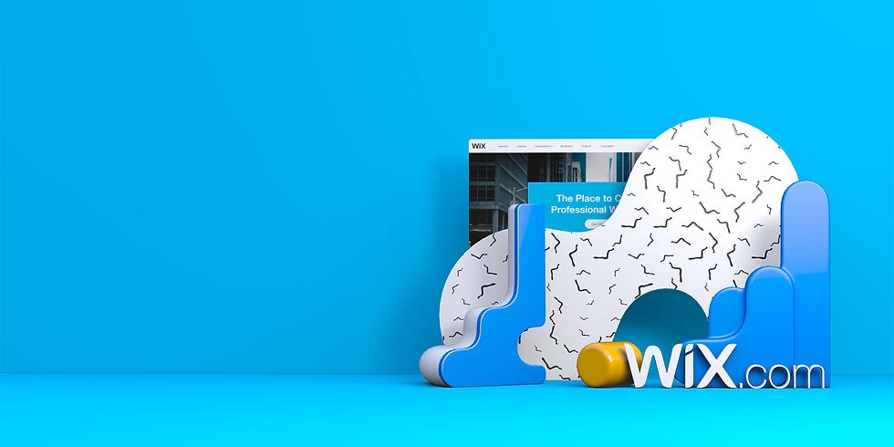 I Charla Informativa: Cómo hacer tu Sitio Web en Wix