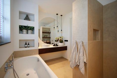 Maatwerk badkamer Kessels Installaties Nederweert