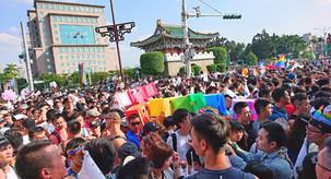 2018 Taiwan LGBTIQ Pride Parade 台灣同志遊行