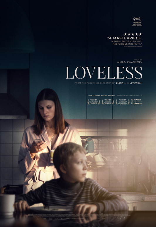 Loveless (2017) Film Reivew