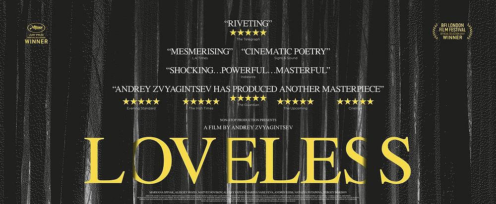 Loveless, Altitude, Andrey Zvyagintsev