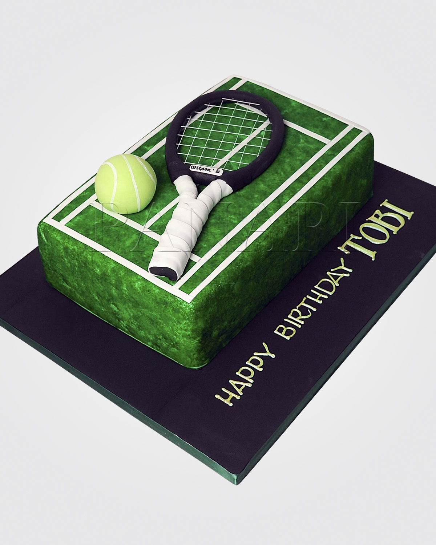Tennis Cake CB4027