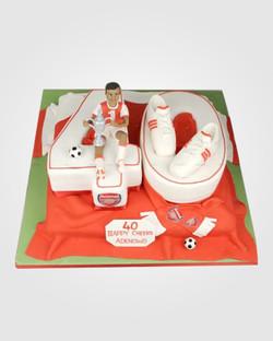 Football Cake SPH0282