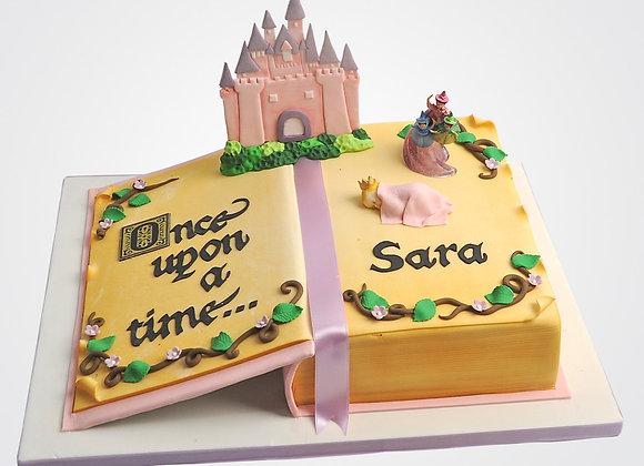 Fairytale Book Cake CG5111