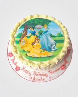 Princess Cake PR9492