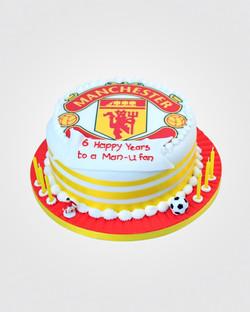 Football Cake SPH0847