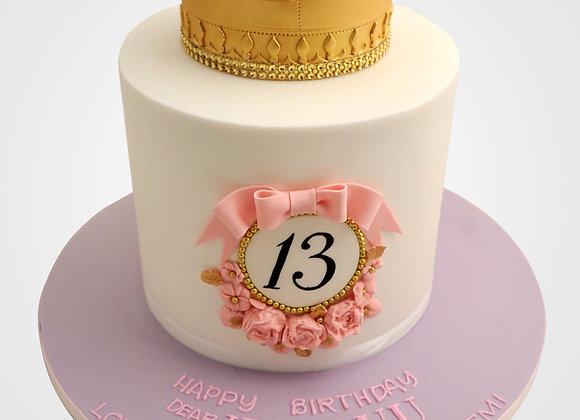 Crown Cake  CG0642