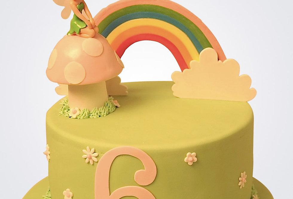Tinkerbell Cake PR1487