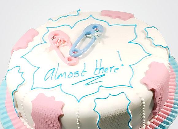 Baby Shower Cake CHB0795