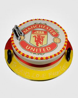Football Cake SPH0348