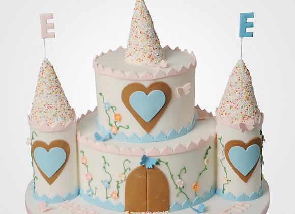 Castle Cake CG9287