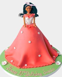 Doll Cake DC6521