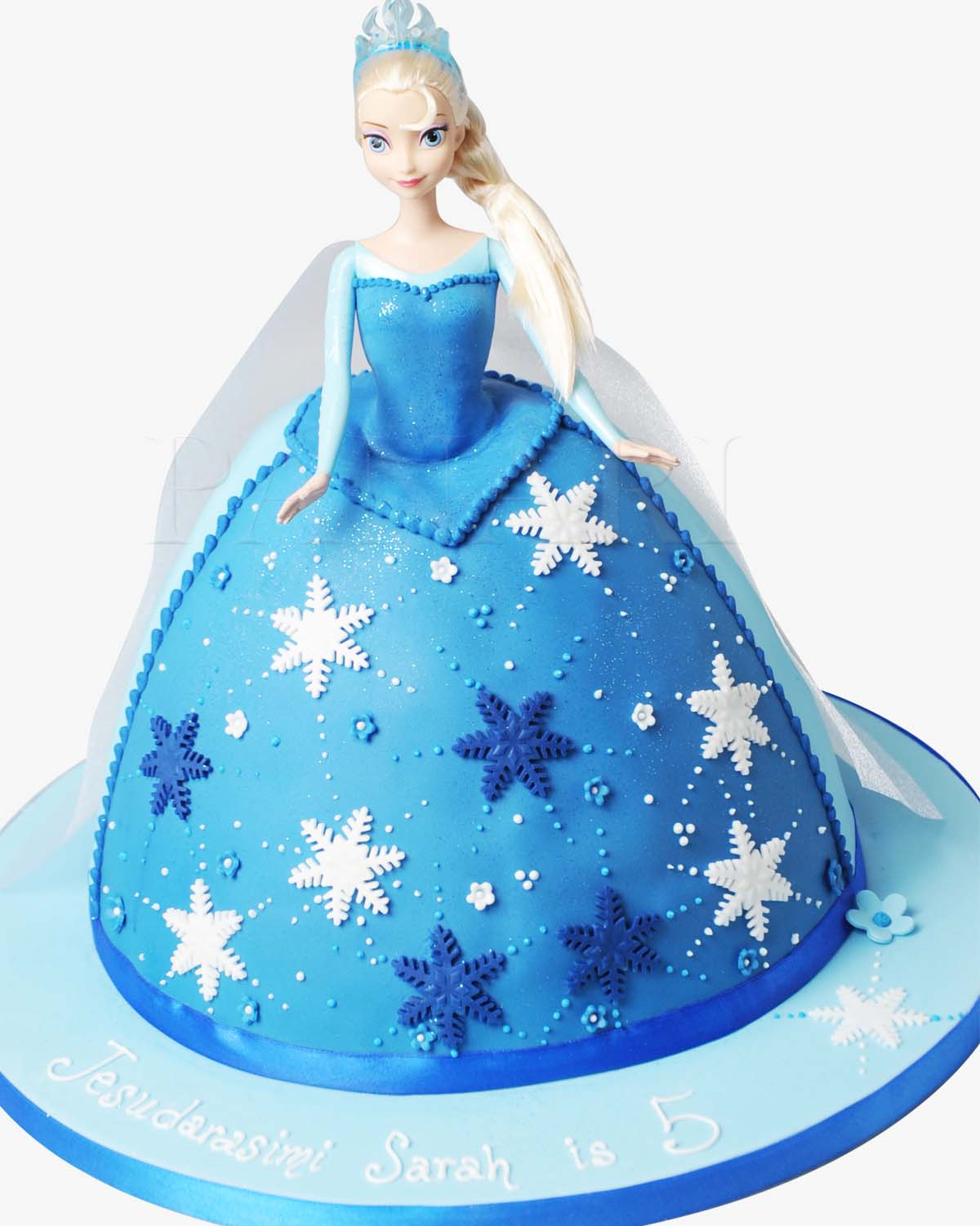 Princess Doll Cake PR4282