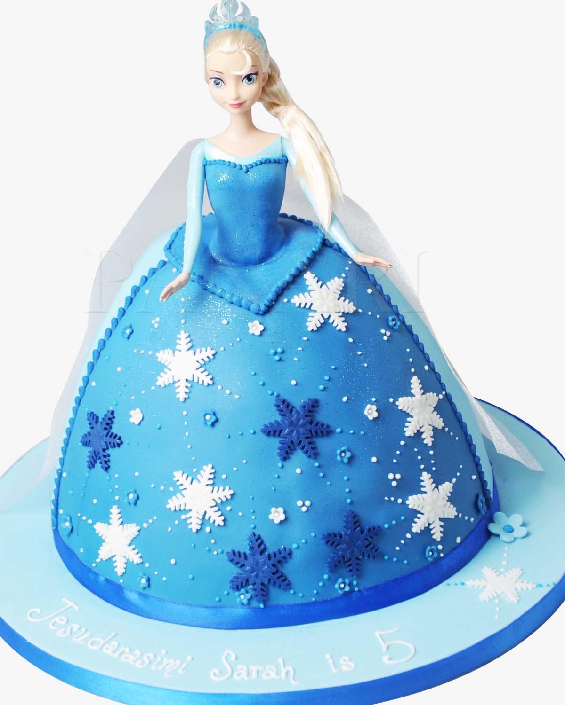 Princess Doll Cake PR4282