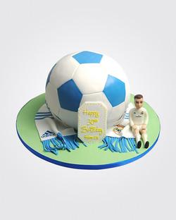 Football Cake SPH3223
