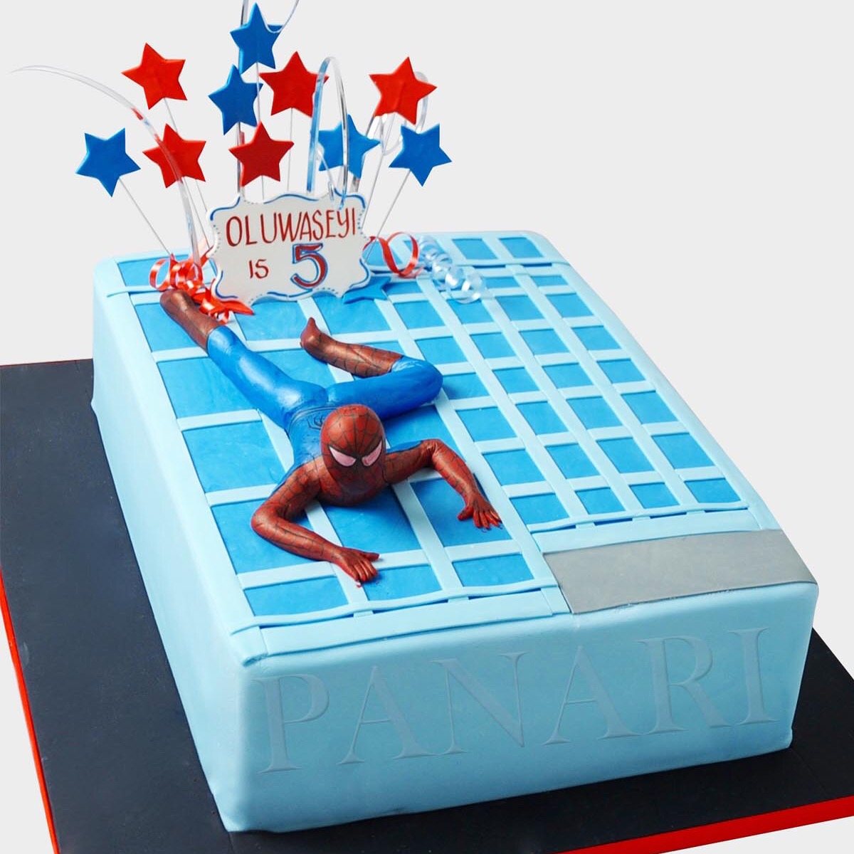 Spiderman Cake SP1289