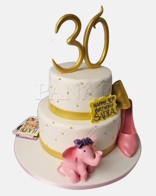 30th Birthday Cake CL6870.jpg