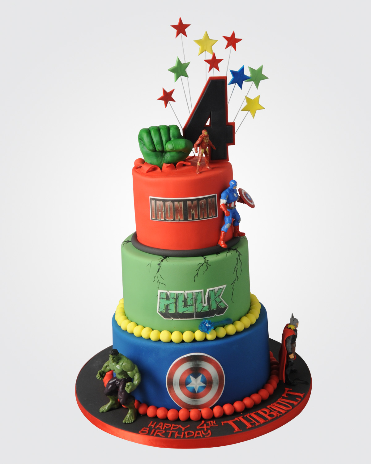 Superhero Cake SP2256