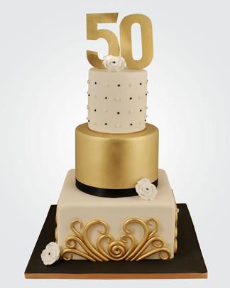 50th Birthday Cake CM6758.jpg