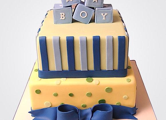 Baby Shower Cake CB1809
